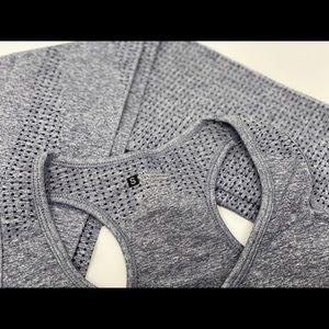 Pants & Jumpsuits - Workout set legging & sports bra high waisted Cute